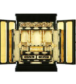 上置金仏壇